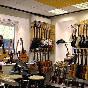 Музыкальные магазины Щербинки