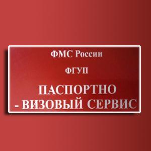 Паспортно-визовые службы Щербинки