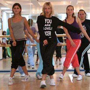 Школы танцев Щербинки