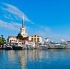 Речные и морские вокзалы в Щербинке