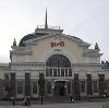 Железнодорожные вокзалы в Щербинке